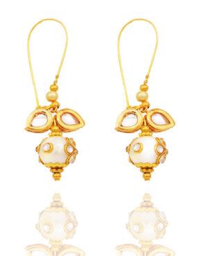 indo western Earrings,butterfly earrings