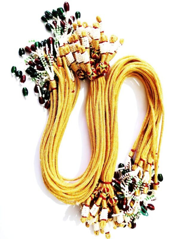 necklace dori for jewellery making
