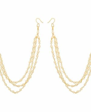 ear to Hair Sahara Chain,Sahara Chain For Earrings